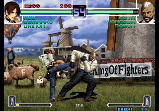 The King of Fighters 2002 (NGM-2650)(NGH-2650)