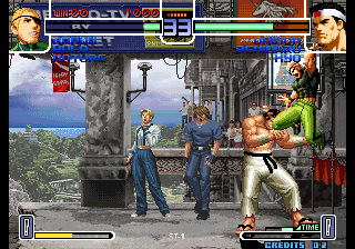 The King of Fighters 2002 (bootleg) [Bootleg]