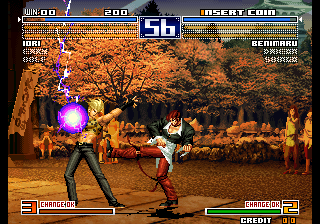 The King of Fighters 2003 (NGM-2710)