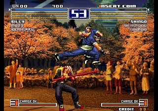 The King of Fighters 2003 (NGH-2710)