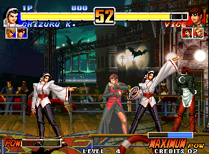 Play Arcade The King Of Fighters 96 Bootleg Hack Bootleg