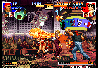 The King of Fighters '97 (Korean release)