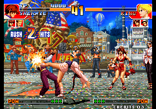 The King of Fighters '97 oroshi plus 2003 [Bootleg]