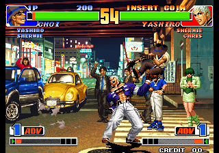 The King of Fighters '98 - The Slugfest / King of Fighters '98 - dream match never ends (NGM-2420)