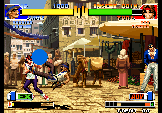 The King of Fighters '98 - The Slugfest / King of Fighters '98 - dream match never ends (NGH-2420)