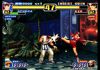 The King of Fighters '99 - Millennium Battle (NGH-2510)