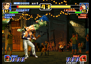 The King of Fighters '99 - Millennium Battle (Korean release)