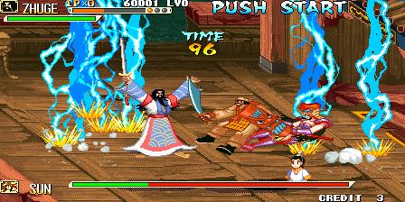 Knights of Valour Superheroes / Sangoku Senki Superheroes (V103)