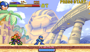 Mega Man 2 - the power fighters (960708 USA)