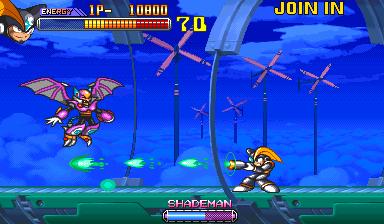 Mega Man 2 - the power fighters (960712 Hispanic)