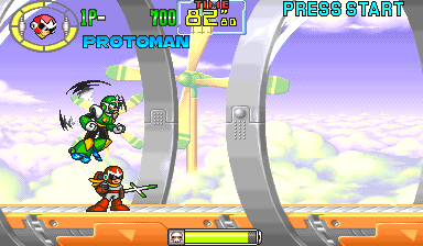 Mega Man - the power battle (951006 Asia)