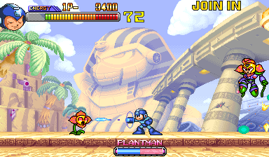 Mega Man 2 - the power fighters (960708 USA Phoenix Edition) [Bootleg]