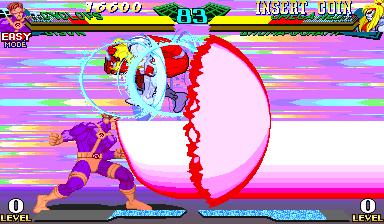 Marvel Super Heroes vs Street Fighter (970625 USA)
