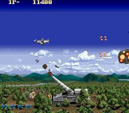 US AAF Mustang (25th May. 1990)