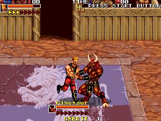Mutant Fighter (World ver EM-3)