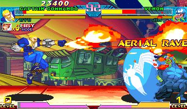 Marvel vs Capcom - clash of super heroes (980112 Japan)