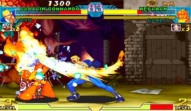 Marvel vs Capcom - clash of super heroes (971222 USA)