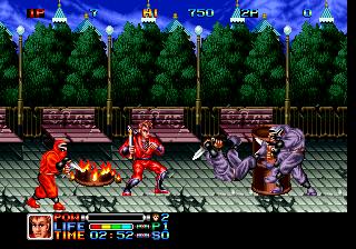 Ninja Combat (NGH-009)