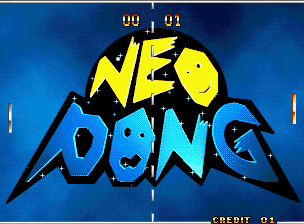 Neo Pong (ver 1.1) [Homebrew]