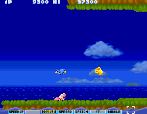 Parodius DA! (World, set 1)