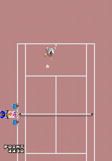 Passing Shot (Japan, 4 Players, System 16A, FD1094 317-0071)