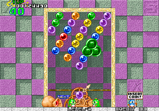 Puzzle Bobble / Bust-A-Move (Neo-Geo) (NGM-083)