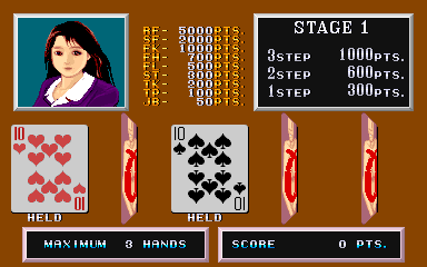 Poker Ladies