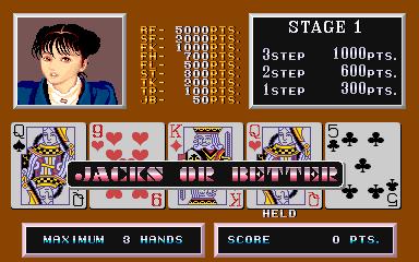 Poker Ladies (Leprechaun ver. 401)