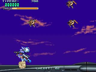 Rohga Armor Force (Asia/Europe v3.0 Set 2)