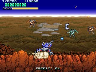 Rohga Armor Force (US v1.0)
