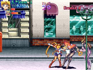 Pretty Soldier Sailor Moon (ver. 95/03/22, USA)