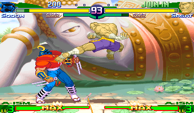 Play Arcade Street Fighter Alpha 3 980904 Euro Online In Your
