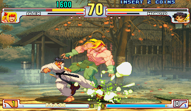 Play Arcade Street Fighter III 3rd Strike: Fight for the