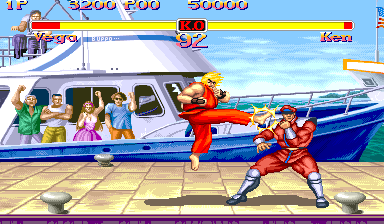 Play Arcade Super Street Fighter Ii The New Challengers Super
