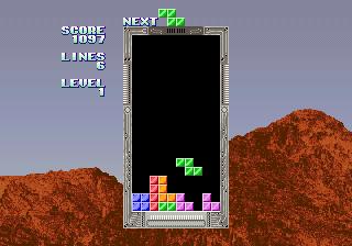 Tetris (set 4, Japan, System 16A, FD1094 317-0093)