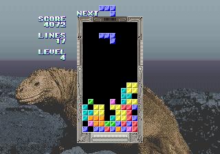 Tetris (set 1, Japan, System 16B, FD1094 317-0091)