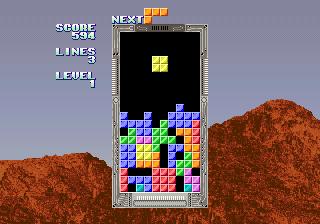 Tetris (set 2, Japan, System 16B, FD1094 317-0092)