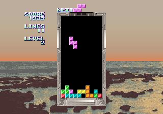 Tetris (Japan, B-System, YM2610)
