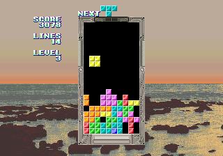 Tetris (Japan, B-System, YM2203)