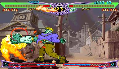 Vampire Hunter 2 - darkstalkers revenge (970929 Japan)