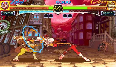 Vampire Hunter - darkstalkers' revenge (950302 Japan)