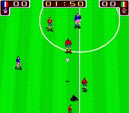 World Cup '90 (Euro set 1)
