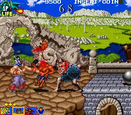 Wild Fang / Tecmo Knight