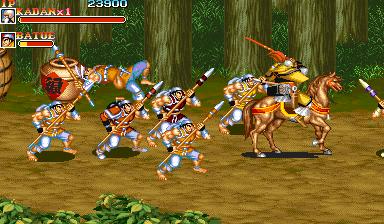 Warriors of Fate (921002 etc)