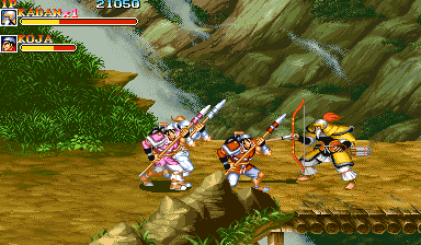 Warriors of Fate (921031 USA)