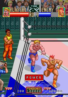 Wrestle War (set 3, World, 8751 317-0103)