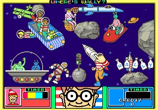 Wally wo Sagase! (rev A, Japan, FD1094 317-0197A)
