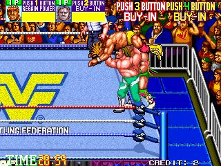 WWF WrestleFest (US set 1)