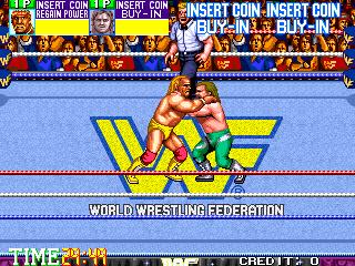 WWF WrestleFest (US bootleg) [Bootleg]