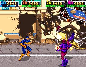 X-Men (4 Players ver UBB)